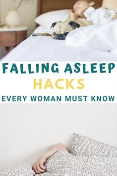 Falling Asleep Tips, Trouble Falling Asleep, How To Sleep Faster, How To Get Sleep, Sleep Help, Sleep Better, How To Fall Asleep Quickly, Sleep Therapy, Massage Therapy