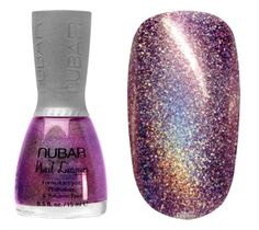 There is no such thing as too much nail polish. I haven't bought a bottle of Nubar yet, so it is still a fantasy, tantalizing, perfect.
