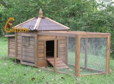 "Lots of great ideas for chicken ""houses""!"