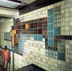 Da Literatura: MARIA KEIL - Intendente metro station