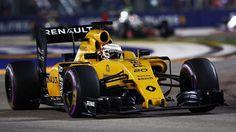 Fórmula 1: Resumo da etapa da Renault Sport F1 no GP de Singapura