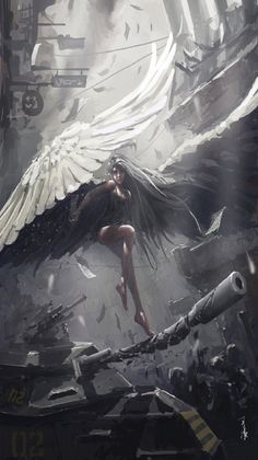Anastasia was intended to replace Lucifer as the jewel of heaven. however she was unhappy with her place. she ran from heaven, and desended to earth.