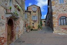 https://flic.kr/p/wts8bD | Montefollonico in Tuscany, Italy | Village of Montefollonico