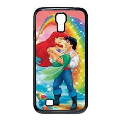 Mystic Zone The Little Mermaid Samsung Galaxy S4 Case for Samsung Galaxy S4 Hard Cover Popular Cartoon Fit Cases SGS0029 by Mystic Zone, http://www.amazon.com/dp/B00CAFSRYY/ref=cm_sw_r_pi_dp_4V3Yrb1GY3B83