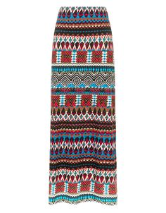 Paulo Print Maxi Skirt | Multi | Monsoon