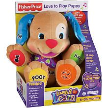 """Fisher-Price Laugh & Learn - Learning Puppy - Fisher-Price - Babies """"R"""" Us"""