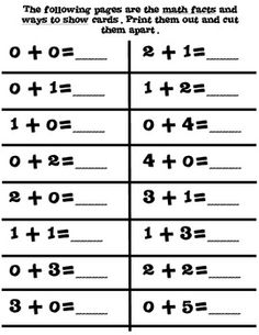 Worksheets Math For  Kidergarten A making 10 kindergarten math worksheets and on my personal facts this is an activity that review ways to