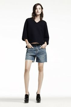 J Brand   Spring 2014 Ready-to-Wear Collection   Style.com