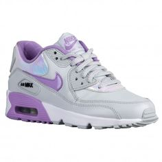 separation shoes 5f088 8f00b nike max air 90 shoes,Nike Air Max 90 - Girls  Grade School - Running -  Shoes - Pure Platinum Urban Lilac Anthracite White-sku