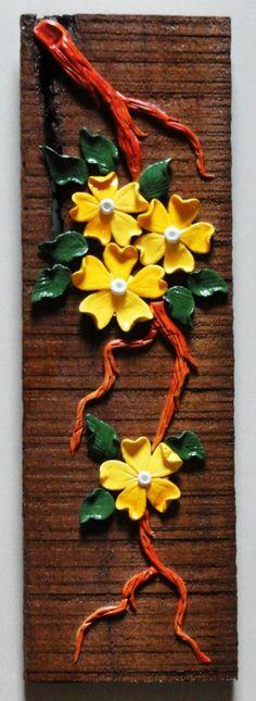 Art and craft on Behance Seal Craft, Art N Craft, Mural Painting, Mural Art, Murals, Paintings, Bottle Art, Bottle Crafts, Flower Crafts