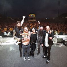 Stone Sour....ROTR 2013!!!  THEY ROCKED OUR ASSES OFF!!!!