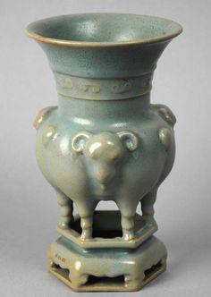 Vase, Song dynasty (?) (960–1279) Medium: Pottery