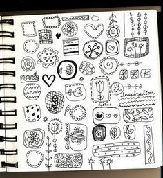Love these little doodles. :-)