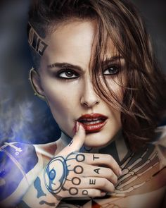 Jack by AlexJoyce Natalie Portman as Jack.... LOOKS AWESOME! idk if she could pull off the voice and character, but I'd pay to see it.