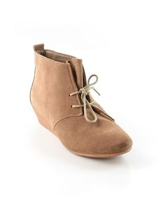 Check it out - Nine West Ankle Boots for $16.99 on thredUP!
