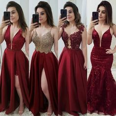 Check out this awesome post: Ideas vestido de graduación Cute Prom Dresses, Grad Dresses, Dance Dresses, 15 Dresses, Ball Dresses, Elegant Dresses, Pretty Dresses, Homecoming Dresses, Beautiful Dresses