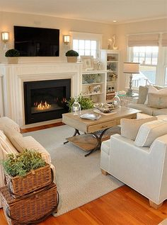 Here Is The Amazing And Creative White Living Room Design Ideas These Will Help You