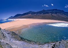 Fuerteventura, El Cofete beach
