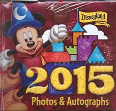 Disneyland 2015 Photo Album Autograph Book with Pen >>> Be sure to check out this awesome product-affiliate link.