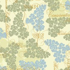 Love Lonni Rossi fabrics!  New:  Fairmount Park: A-6007-MNG