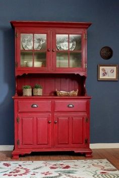 China Cabinets - traditional - China Cabinets And Hutches - Austin - Nod to the Past