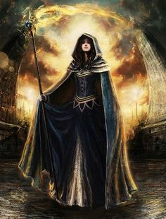 Mage (the sorceress)