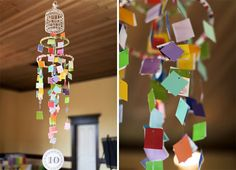 25 Awesome Paint Chip DIY Projects via Brit + Co.
