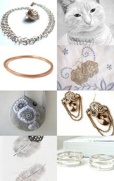 Treasury time! Here is a treasury made by AnnyMay! ******* C'est le temps d'une petite vitrine! Voici une vitrine offerte par AnnyMay!  https://www.etsy.com/treasury/NjM1MjM3MnwyNzIyMzAwMzE3/pearl