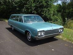 Dodge: Polara Wagon 1965 dodge polara wagon original condition one owner