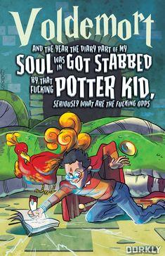 #HarryPotter #Voldemort