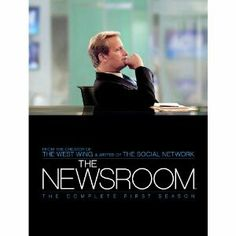 The Newsroom. Temporada/Season 1