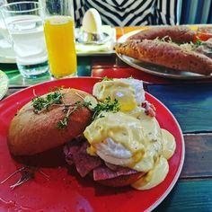 Wir haben euch nach euren liebsten Brunch-Lokalen in Niederösterreich gefragt. Und hier sind sie – Moizeit! Lokal, Brunch, Chicken, Ethnic Recipes, Food, Vacation, Food Food, Essen, Meals