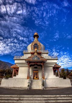 Thimphu Chorten Bhutan