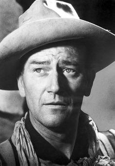 John Wayne as Capt. Kirby York in Fort Apache (1948)