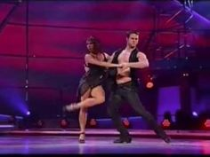 Melissa & Christian - Argentine Tango --- Not a traditional one, but wow, awesome chemistry and tricks