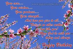 happy birthday message for mother in law tagalog