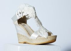 Bohemian Wedding shoes | ... for a bohemian inspired wedding or causal wedding on the beach