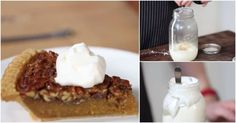 cream | 32 Recipes That Only Need THREE Ingredients!