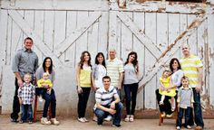 I just LOVE how our family pic turned out... by AE Photography