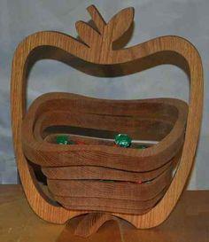 Handmade Amish bowl