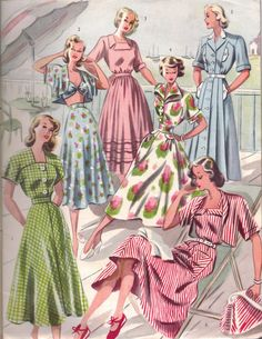 Book 20 dress illustrations