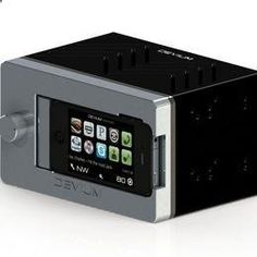 I need this! iPhone car stereo
