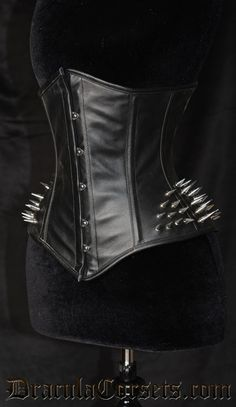 Spiked Corset