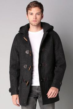 28 meilleures images du tableau DUFFLE COAT HOMME   Man fashion ... 73e0008833cc
