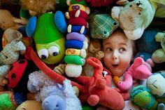 cute kids photo idea