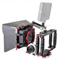 Kamerar Tank Cage Bundles for HDSLR/BMCC