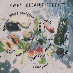 Organic vs. Conventional: The Clean Fifteen   Free People Blog #freepeople