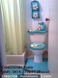 Resultado de imagen para juego de baño en tela Bathroom Crafts, Bathroom Sets, Bathrooms, Butterfly Bathroom, Dream Bath, Curtain Designs, Diy Crafts, Shower, Projects