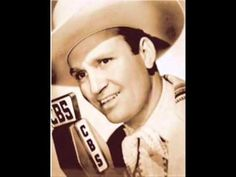 Gene Autry sings Blueberry Hill - 1941