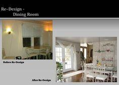 Re-Designed Dining Room
